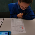 Thinking hard while doing fractions