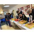 City and Guilds paper-making for their Enterprise project
