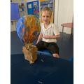 Beautiful hot air balloon!