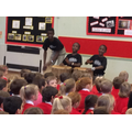 African Children's Choir visit Sir Henry Fermor