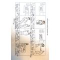 Lauren's Cleopatra storyboard