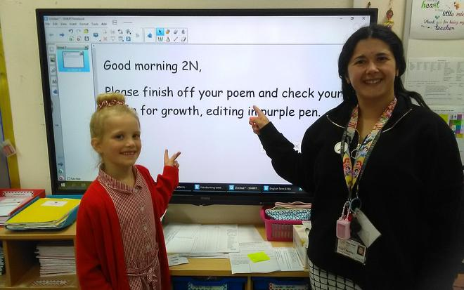 The new smart board for 1M