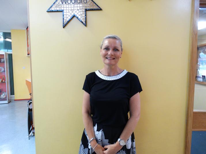 Janice Whitehead (Staff Governor)