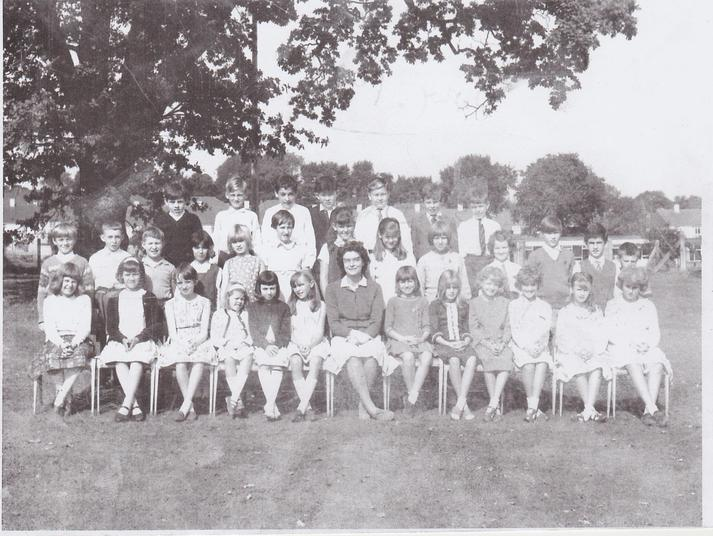 1966 - Miss Darby's class