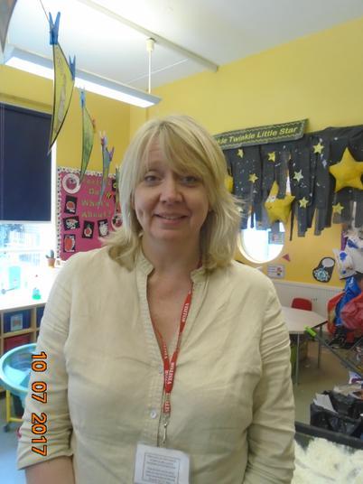 Mrs Sue Balasuriya - Nursery Teacher