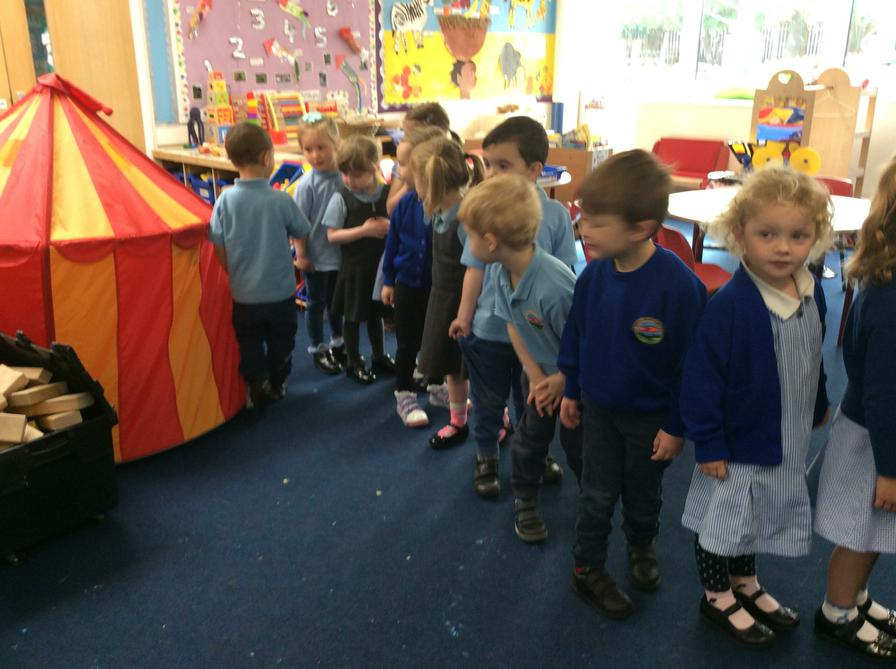 How many children are in the nursery today?
