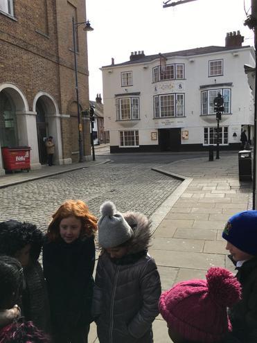 The Salisbury Arms has been an inn since 1570!