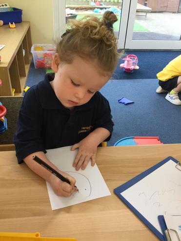 Controlling a pencil