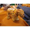 Megan's leopard