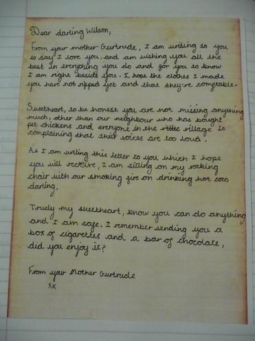 Written by Florrie