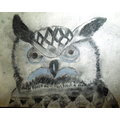 Isabel W's owl