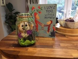 Morgan's story jar