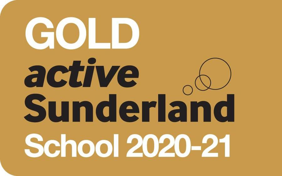 Hetton Primary have just received the Gold active Sunderland award (November 2020)