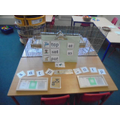 Our phonics area