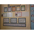 Our Literacy wall.
