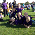 Cross Country Year 3 Boys team