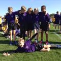 Cross Country Year 5 Boys Team