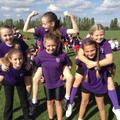 Cross Country Year 6 Girls Team