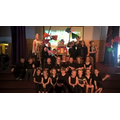 Wind in the Willows Drama Production