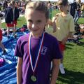 Cross Country Medallist