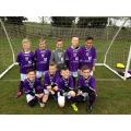 Year 3 and 4 Boys' football team