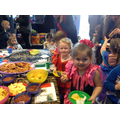 Year F multicultural afternoon