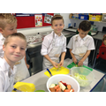 Year 4 cookery - vegetable tagine