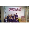 Little Havens visit