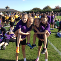 Cross Country Year 5 Girls Team