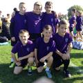 Cross Country Year 4 Boys team