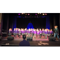 Year 3 and 4 choir at the Palace Theatre