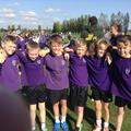 Cross Country Year 6 Boys Team