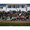 Year 5 trip to Windmill Hill