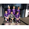 Year 3 and 4 Football Team