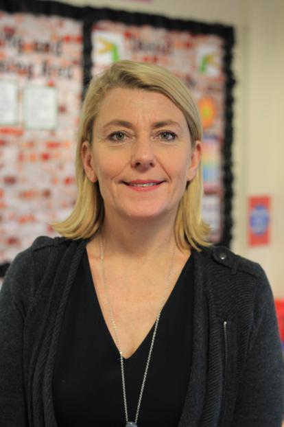 Ms Foord, Headteacher