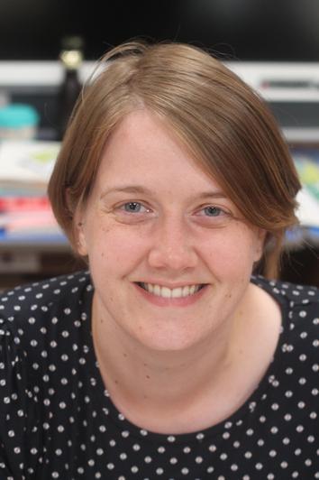 Miss Bibby, Year 5 Teacher