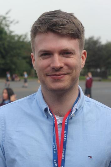 Mr Lund, Year 6 Teacher