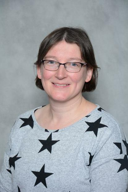 Mrs Eaton, Teacher & Upper KS2 Leader