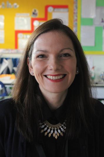 Mrs Hatch, Year 6 Teacher