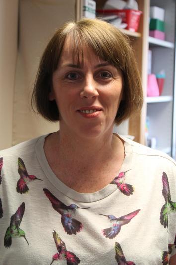 Mrs Blythe, Administrative Assistant