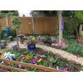 Our Sensory Garden winning photo