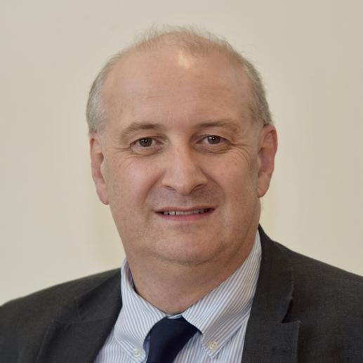Mr Brian Maynard - LA Governor