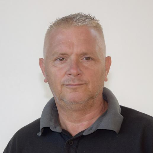Mr Shaun Walton - Sitemanager/Co-Opted Governor