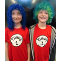 Thing 1 and Thing 2!