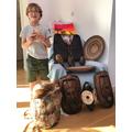 African artefacts