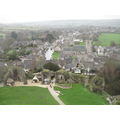 Corfe village