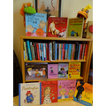 Can you spot any books about families?