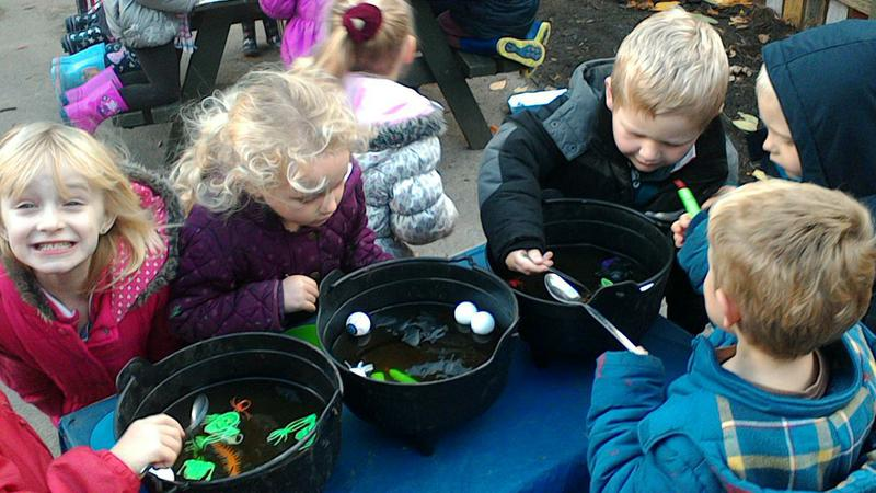 Finding which ingredients are in Witch's Soup!