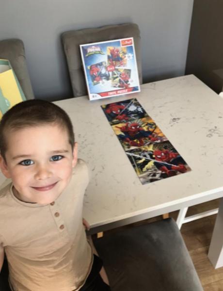 Superhero jigsaws