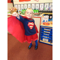 I'm supergirl.......I can fly